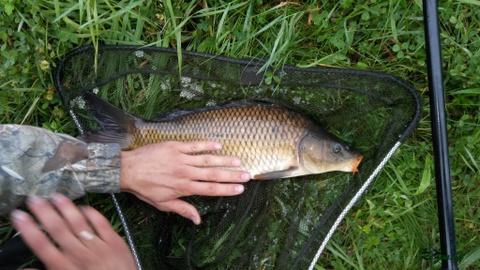 каша на рыбалку из пшена