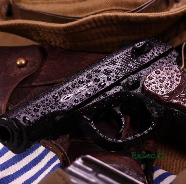 полная разборка пистолета назначение порядок выполнения реферат