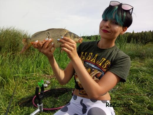 платная рыбалка в минской области красная слобода