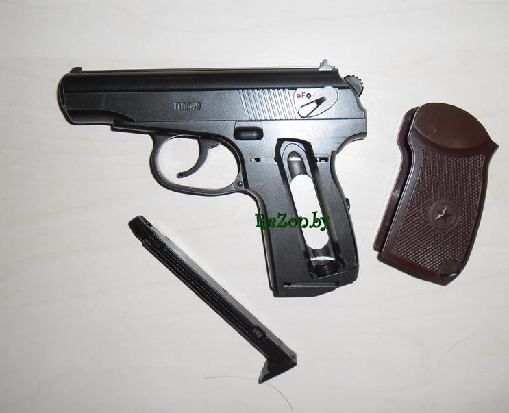 Пистолет макарова инструкция