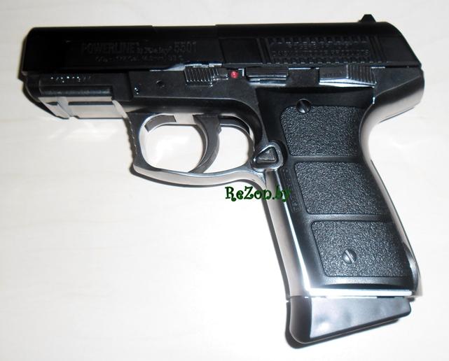 Инструкция пистолет пневматический