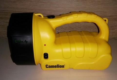 Фонарь Camelion LED29317 Yellow
