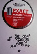JSB Exact Monster Diabolo 0.87 г