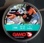 Пули Gamo Hunter 5.5 мм